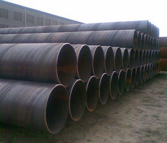 Q345螺旋钢管