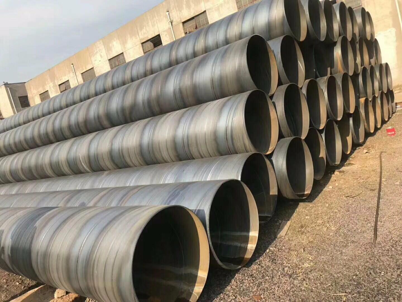 玉溪螺旋钢管