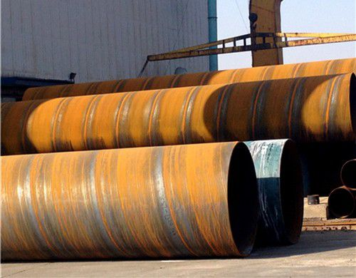 玉溪大口径螺旋焊管